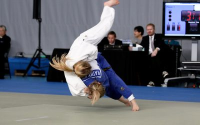 INTERVIEW WITH CANADIAN JUDO CHAMPION KATHY HUBBLE: FROM JUDO TO STUNT WORK AND BACK AGAIN